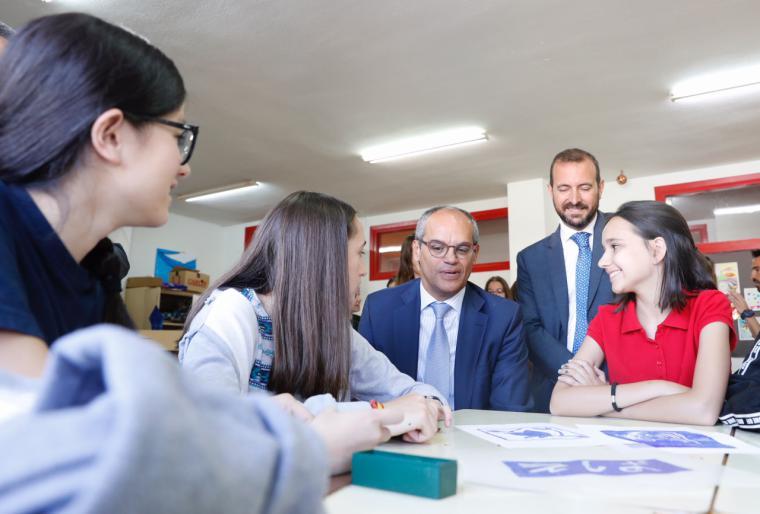 La Comunidad organiza jornadas de buenas prácticas con los directores de los centros para motivar a los alumnos hasta fin de curso