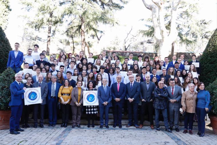 Más de 700 alumnos madrileños han superado con éxito el Bachillerato español-francés Bachibac desde su puesta en marcha