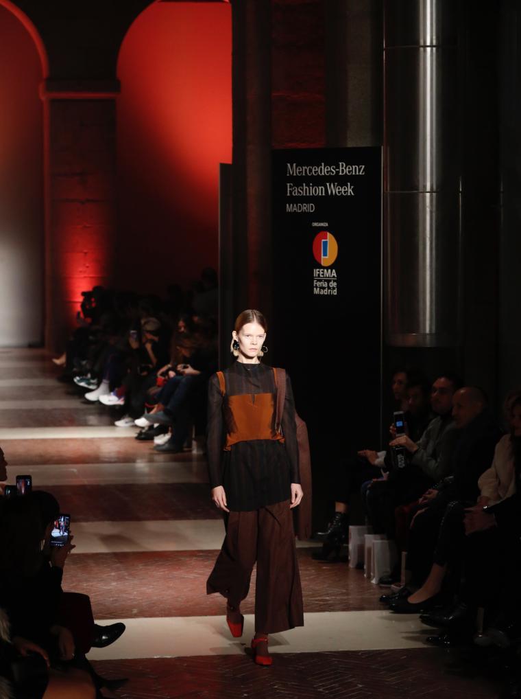 La Comunidad muestra su apoyo al sector de la moda en la Fashion Week Madrid 2019