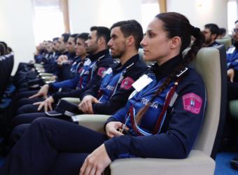 La Comunidad de Madrid pone nuevamente en marcha los cursos de formación para policías municipales