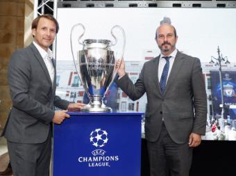 """Rollán: """"Madrid, un año más, es el referente mundial del fútbol"""""""