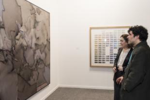 La Comunidad de Madrid premia en ARCO la obra de José Díaz, Nora Aurrekoetxea y Osías Yanov