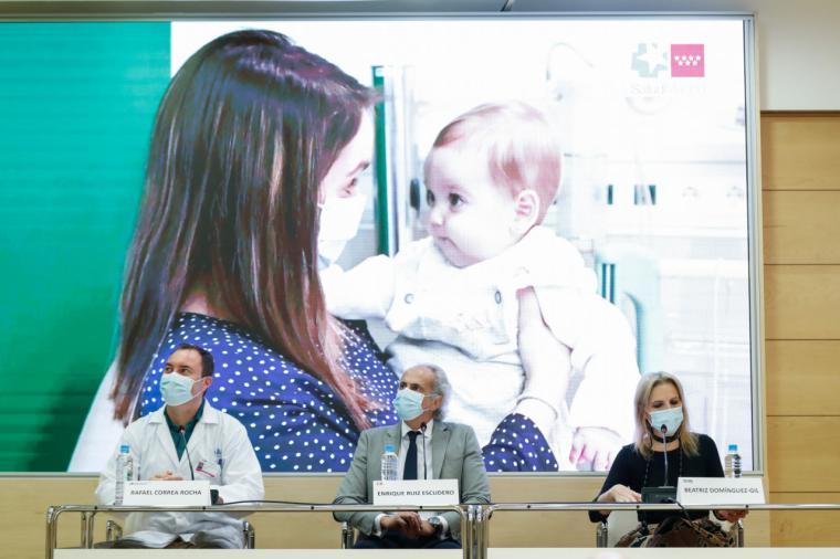 La Comunidad de Madrid desarrolla en el Hospital Gregorio Marañón un tratamiento celular pionero en el mundo para prevenir el rechazo en trasplantes