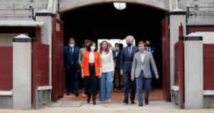 La Comunidad de Madrid alcanza un acuerdo para promover 18 festejos taurinos en pequeños municipios