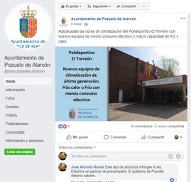 La asociación Cívica de Vecinos por Pozuelo advierte al gobierno municipal que tomará las medidas oportunas si no deja de incumplir la Ley