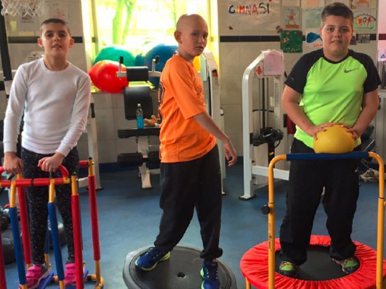 Sprinter se une a la Fundación Aladina para contribuir en la luchar contra el cáncer infantil