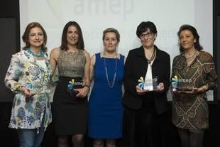 Amep premia a la directora de enpozuelo.es