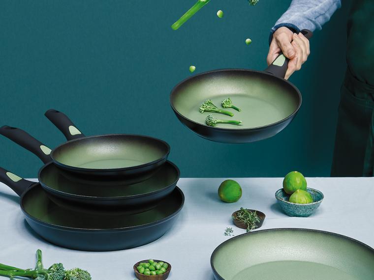 Amercook llega a España con su nueva línea de menaje de cocina que respeta todo el sabor de los alimentos