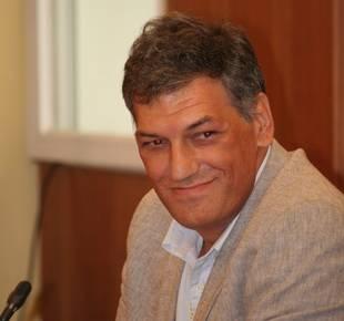 Ángel González Bascuñana, portavoz del Grupo Municipal Socialista