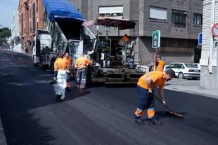 La 'Operación Asfalto' vuelve a Pozuelo