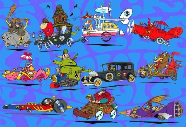 I Carrera de Autos-Locos de Pozuelo