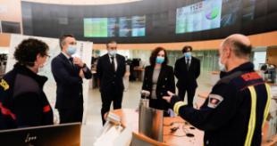 Díaz Ayuso anuncia la compra de 14 millones de mascarillas FFP2 para que todos los madrileños dispongan de una a partir del 9 de mayo