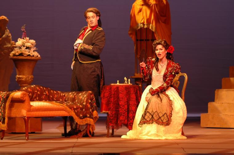 Díaz Ayuso renueva el compromiso de la Comunidad con el Teatro Real para difundir el mundo de la ópera entre los niños y jóvenes