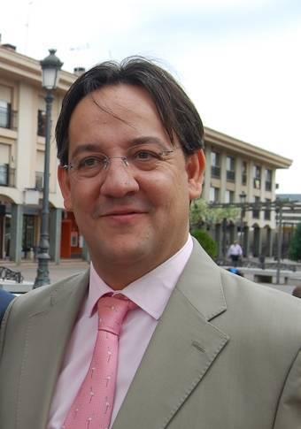 Miguel Ángel Berzal, portavoz del Grupo Municipal Ciudadanos