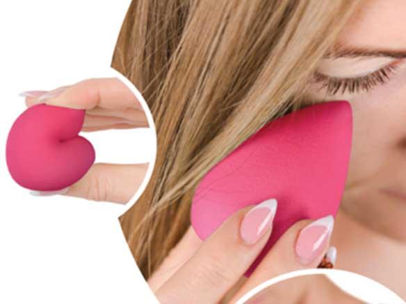 Nueva make-up blender con vibración
