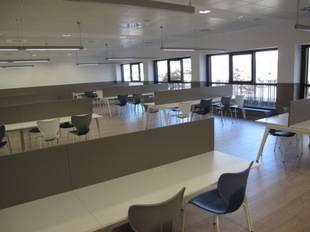 La Biblioteca Universitaria de Pozuelo abre 22 horas al día