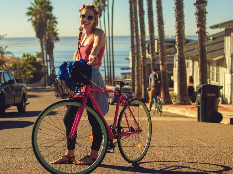 5 claves para montar en bicicleta sin dañar el suelo pélvico