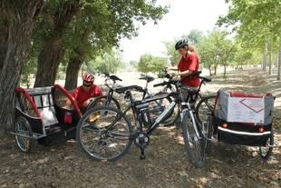 Itinerarios temáticos en bicicleta eléctrica por Pozuelo