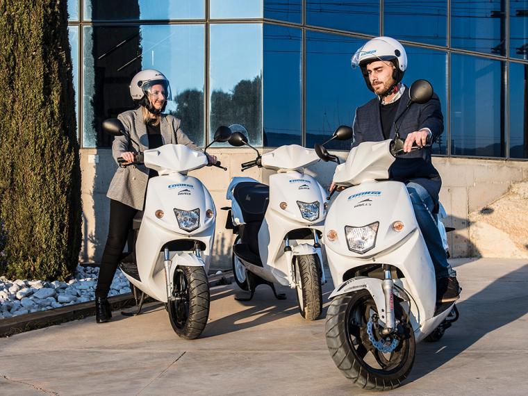BizAway y Cooltra unen fuerzas en su apuesta por una movilidad más sostenible
