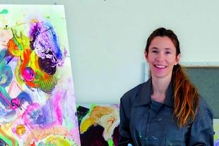 Blanca Cuesta expone en Pozuelo