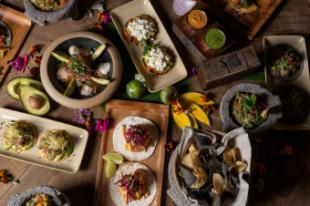 Aterriza en Madrid Santita: un nuevo concepto de cocina mexicana al carbón de los hermanos Capel