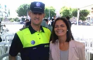 Francisco Caletrio y Paloma Adrados en 2011