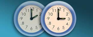 Cambio de horario Verano 2015