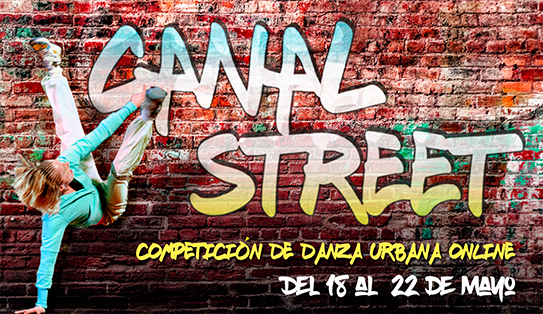 La Comunidad de Madrid presenta Canal Street, el festival online de danza urbana