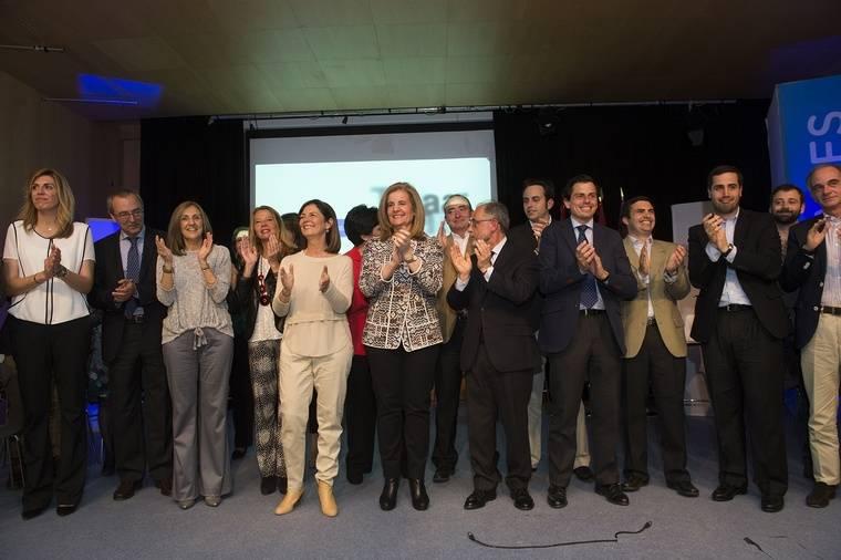 Paloma Adrados presenta su candidatura para ganar en Pozuelo