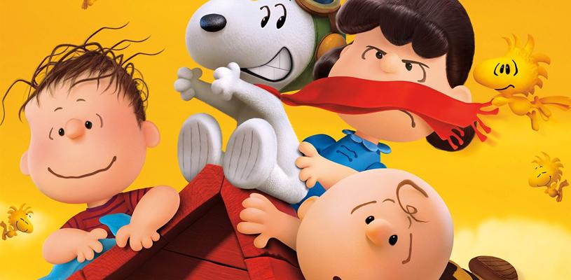 Carlitos y Snoopy, la película de Peanuts, en Pozuelo