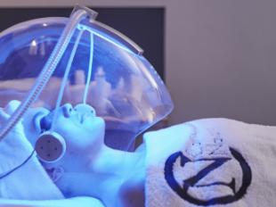 Burbujas de oxígeno para prolongar tu bronceado