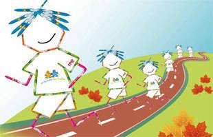 Infinit Fitness Pozuelo participa en la carrera 'Un juguete, Una ilusión'