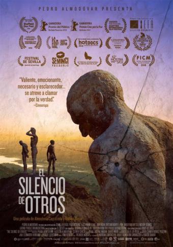"""""""El silencio de otros"""" película producida por Pedro Almdóvar, recibirá un premio del Festival de Cine y Derechos Humanos"""