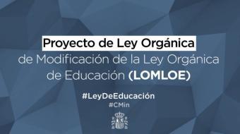 El Gobierno aprueba el proyecto de Ley que impulsará una transformación profunda y exigente del sistema educativo