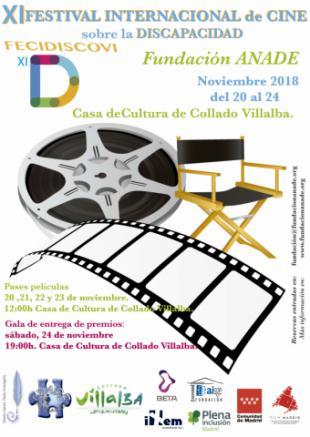 La Comunidad promueve la inserción de las personas con discapacidad a través del cine