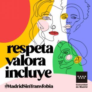 La Comunidad de Madrid presenta la campaña Respeta, Valora, Incluye para promover una región sin transfobia