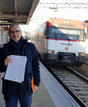 Ciudadanos (Cs) Pozuelo insta al Ayuntamiento que solicite a la Comunidad de Madrid un compromiso de puntualidad a Renfe