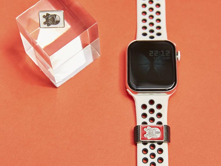 ¡Tu charm único para la correa de tu reloj!