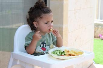 Trucos infalibles para que los niños coman bien