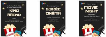 La Escuela Oficial de Idiomas de Pozuelo presenta su primer cinefórum