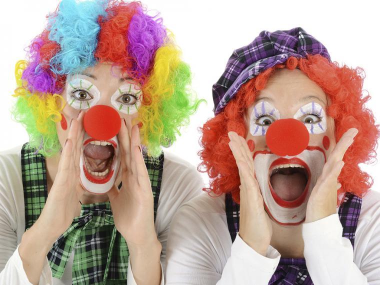 Este año (QUÉDATE EN CASA) y celebra el Día Internacional del Circo con Fuerte Group Hotels