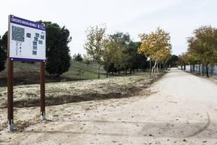 El Ayuntamiento abre al público el circuito biosaludable de La Finca