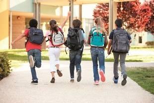 Cerca de 22.000 alumnos vuelven a clase en Pozuelo
