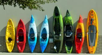 La Comunidad programa actividades de kayak y bici tándem para jóvenes de entre 14 y 17 años