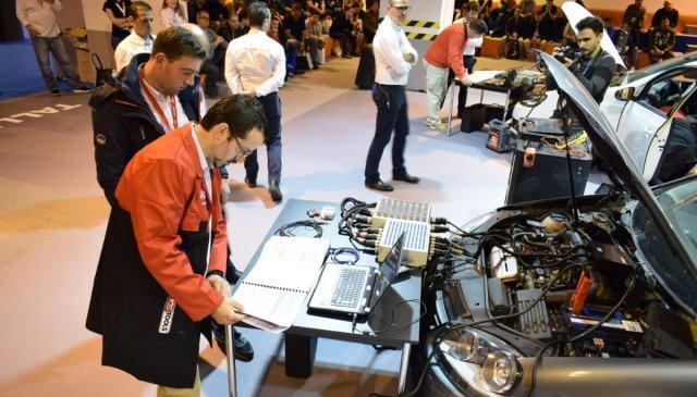 Terránea patrocina el concurso que decidirá quién es el mejor mecánico de España y Portugal