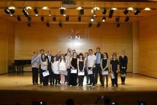 III Concurso Nacional de Violín Pozuelo de Alarcón