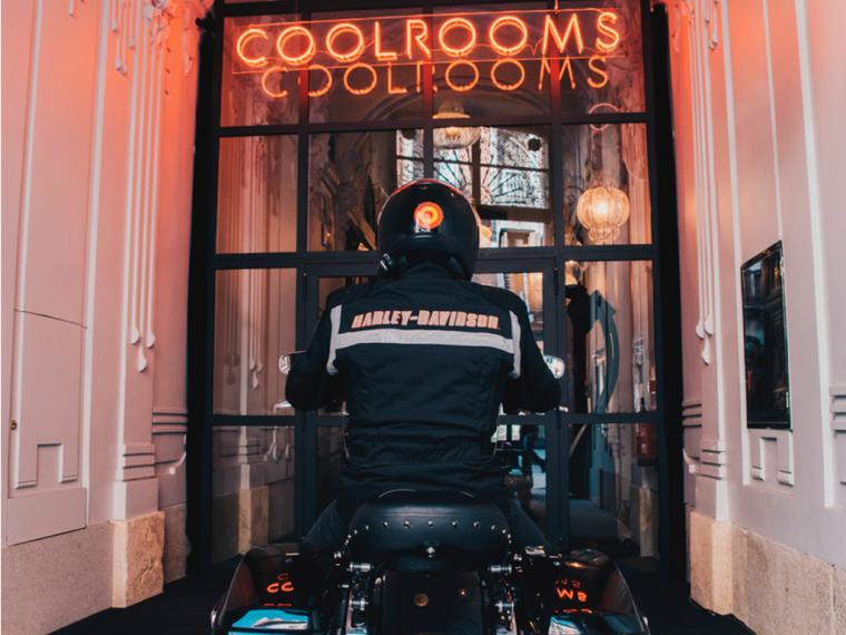 ¿Conocer Madrid en una Harley-Davidson?