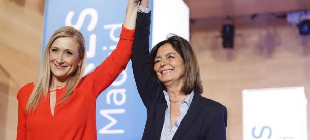 Paloma Adrados no será Alcaldesa de Pozuelo