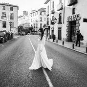 Madrid ha sido la inspiración de la nueva colección de vestidos de novia del atelier Cotonnus