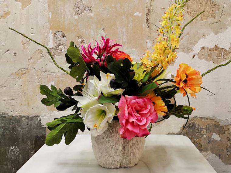 Flores eternas por San Valentín